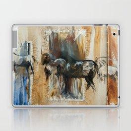 Ruidoso Wild Horses Laptop & iPad Skin