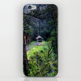 Walhalla Train Depot (Restored) iPhone Skin
