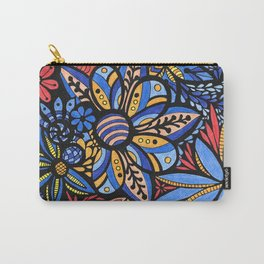 Talavera Bouquet Carry-All Pouch