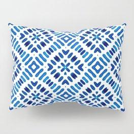 Shibori Watercolour no.7 Pillow Sham