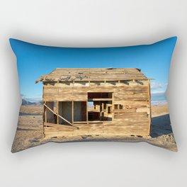 Desert Shack Rectangular Pillow
