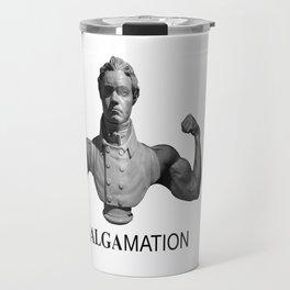 Amalgamation #1 Travel Mug