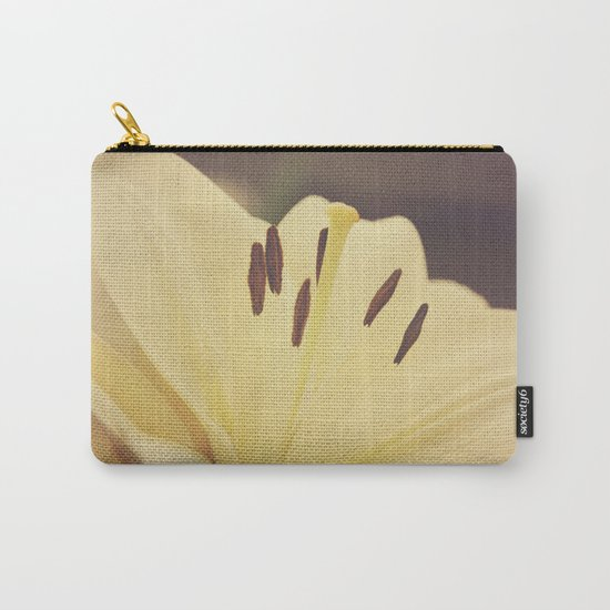 Dreamy Lily Carry-All Pouch