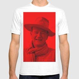 John Wayne - Celebrity (Photographic Art) T-shirt
