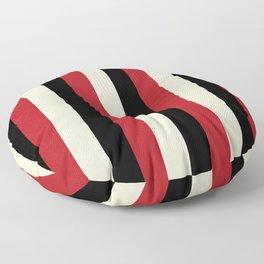 Stripes V3 Floor Pillow
