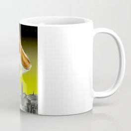 Threading the Needle Coffee Mug