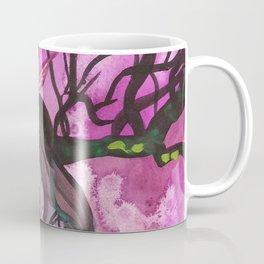 Raven Witch - Bright Purple Coffee Mug