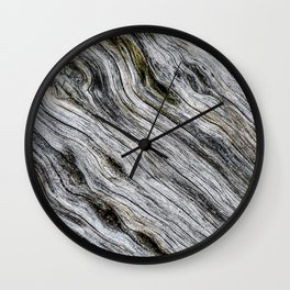 Pinch of Colour Wall Clock