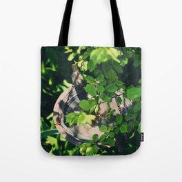 Garden Leaves Tote Bag