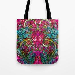 Kaleidoscope Eyes Tote Bag