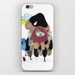 SayHello iPhone Skin
