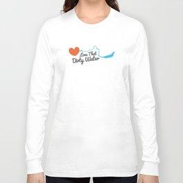 Day 25 - Boston Design Marathon Long Sleeve T-shirt