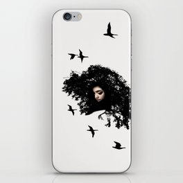 Sorcha of Sevenwaters iPhone Skin
