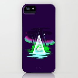 Northern Air iPhone Case