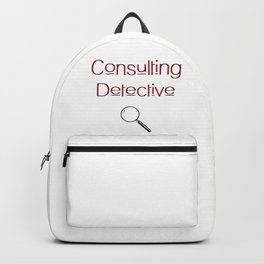 Consulting Detective Backpack