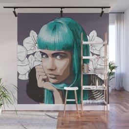 Grimes Wall Mural