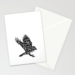 Other People's Futures - The Raven Boys Stationery Cards