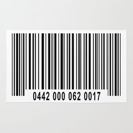 Barcode #1 Rug