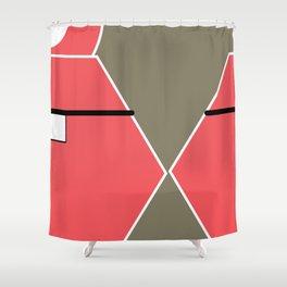 Pocketbook Shower Curtain