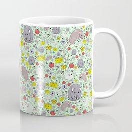 Cute Rats and Mice Coffee Mug