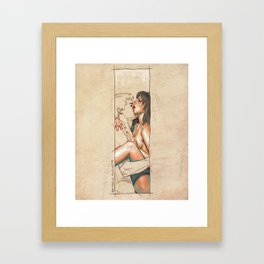 Infiniti Sensi 04 Framed Art Print
