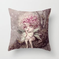 Sheer Throw Pillow