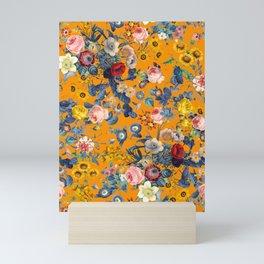 Summer Botanical Garden IX Mini Art Print
