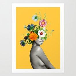 Yellow art prints society6 mightylinksfo