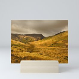 Moorland Views Mini Art Print