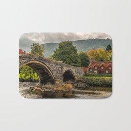 Llanrwst Cottage  Bath Mat