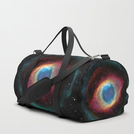 Helix (Eye of God) Nebula Duffle Bag