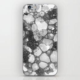 Ink Bubbles, II iPhone Skin