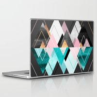nordic Laptop & iPad Skins featuring Nordic Seasons by Elisabeth Fredriksson