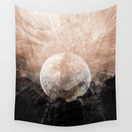 Planetary Soul Grace Wall Tapestry
