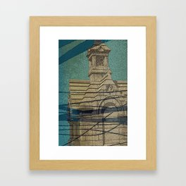 Vacancy 1 Framed Art Print