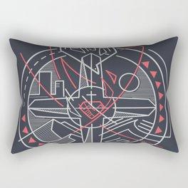 Apostleship of the Cross symbol Rectangular Pillow