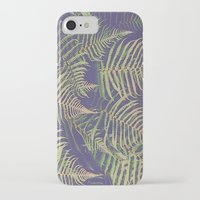 fern iPhone & iPod Cases featuring Fern by 83 Oranges™