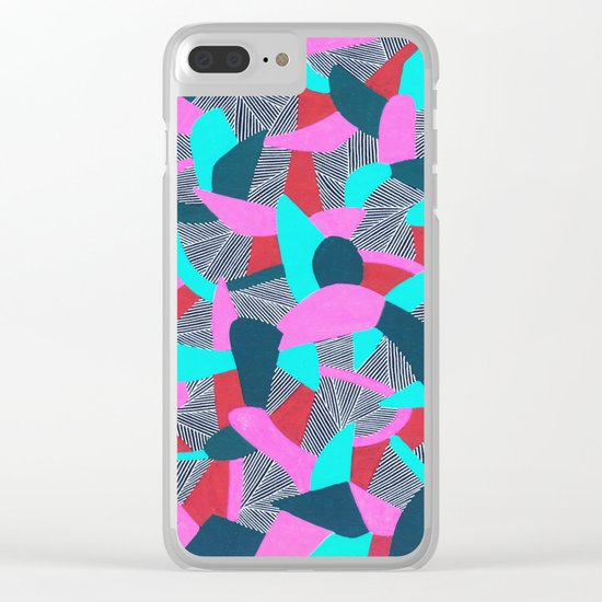 - lizard house - Clear iPhone Case