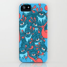 Of the Beholder iPhone Case