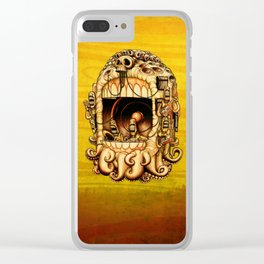 It Came and Went Clear iPhone Case