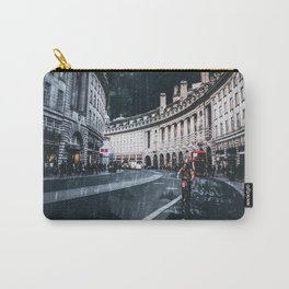 Cycling at Regent Street by GEN Z Carry-All Pouch
