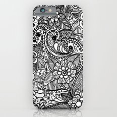 Flower Fountain iPhone 6s Slim Case