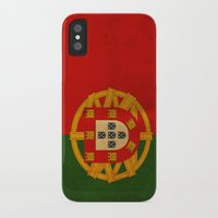 portugal iPhone & iPod Cases featuring Portugal by NicoWriter