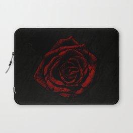 Dark Rose Laptop Sleeve