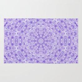 Violet Aquatica Kaleido Rug