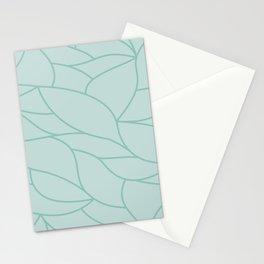 Succulent floral element & patterns V Stationery Cards