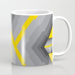 Yellow Pipe Coffee Mug