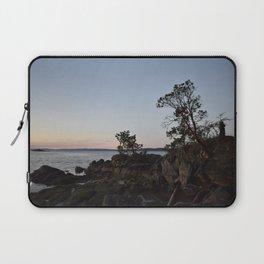 Pilkey Point Sunset Laptop Sleeve