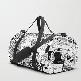 Blow someones mind Duffle Bag