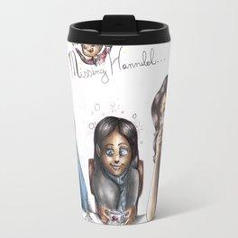 Hannibal - We miss Him Travel Mug